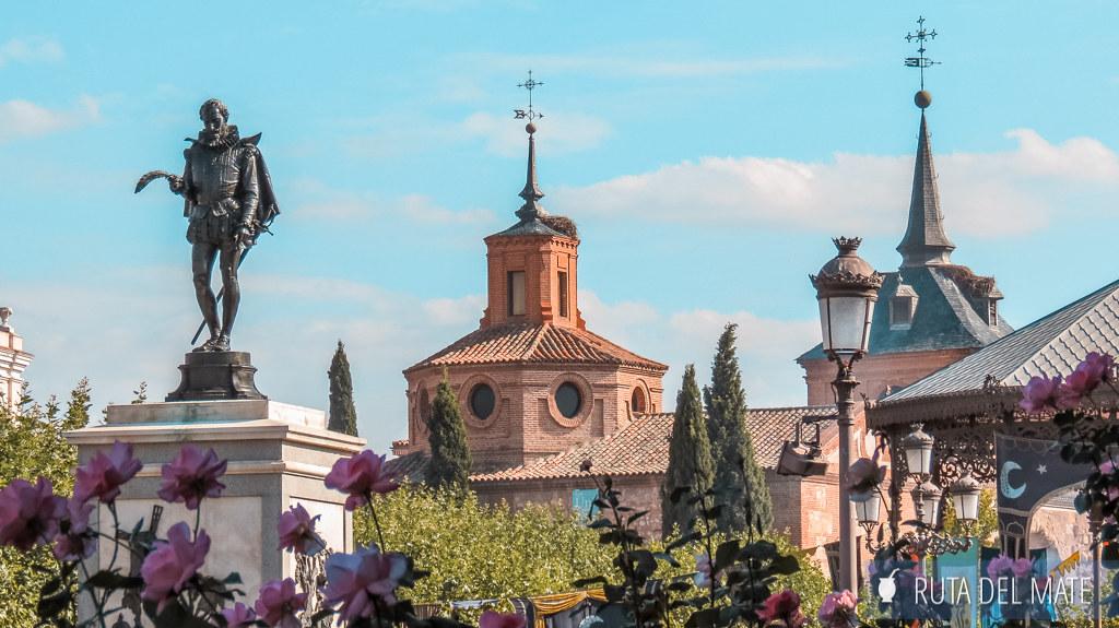 Alcalá de Henares, para visitar desde Madrid