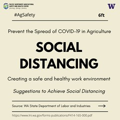 Covid-19 Social Distancing Requirements - English