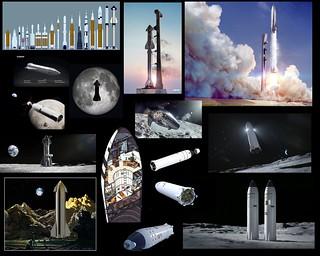 Lunar Options, etc | NASA\u0026#39;s decision on the choosing of 3 ...