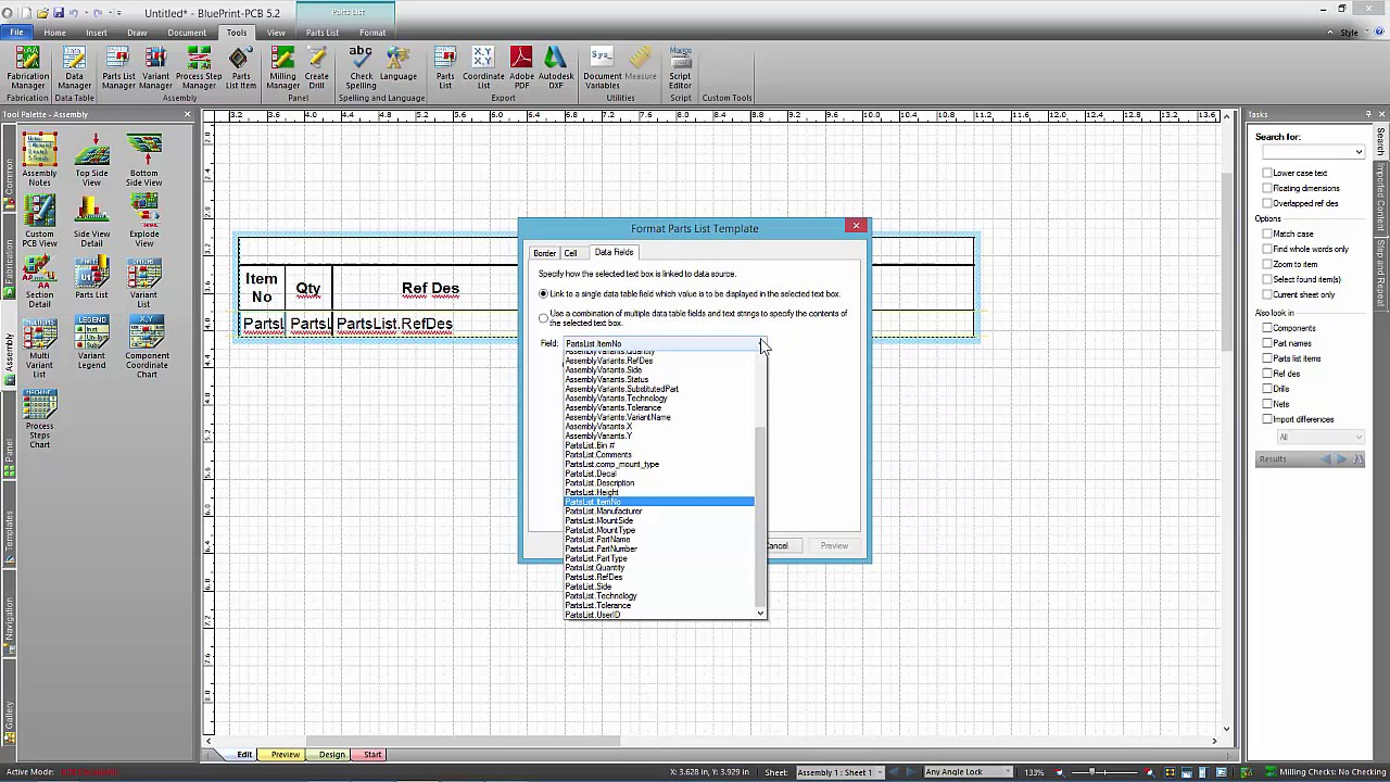 Working with BluePrint-PCB 5.2 full license