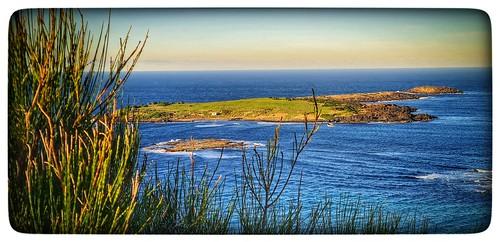 park lookout hill60 hill60parklookout wollongong portkembla illawarra southcoast rabbitisland island coast coastline seaside sea ocean