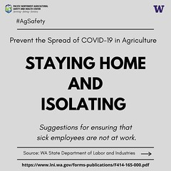 Covid-19 Staying Home & Isolating - English