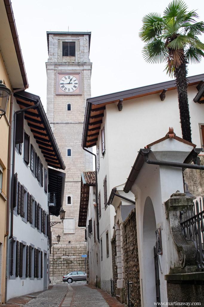 Campanile, San Daniele del Friuli