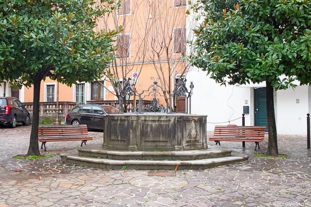 Fontana Cinquecentesca di Piazza Cattaneo, San Daniele del Friuli