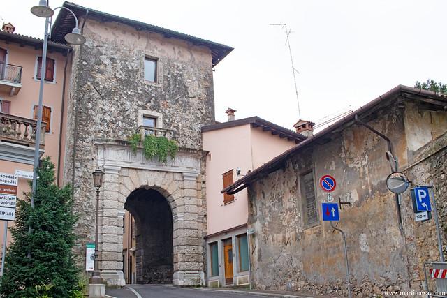 Portonàt, San Daniele del Friuli