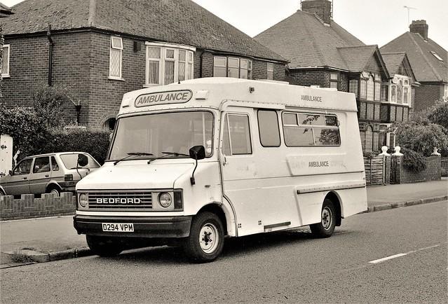 ex-Ambulance