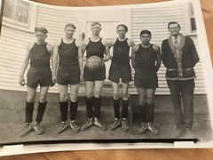 Dad's basketball team @ Twin Oaks