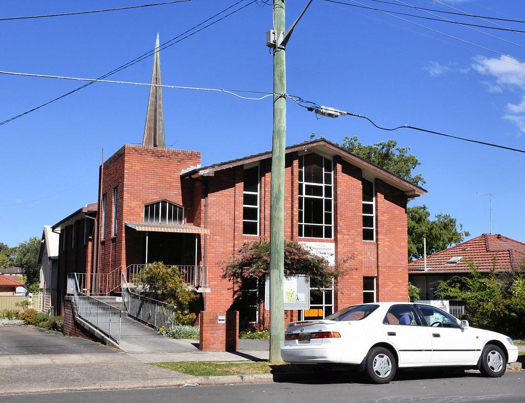 Congregational Church, Padstow, Sydney, NSW.