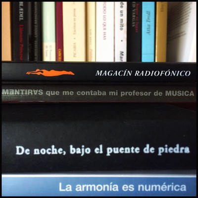 Magacín radiofónico en estado de alarma 19.6.20 #yomequedoencasa #frenarlacurva #haikusdestanteria #quedateencasa