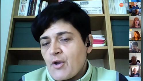 Marian Beitialarrangoitia y Ainhoa Beola de EH Bildu 18-6-20