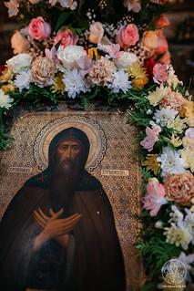 19.06.2020   Литургия в Хутынском монастыре