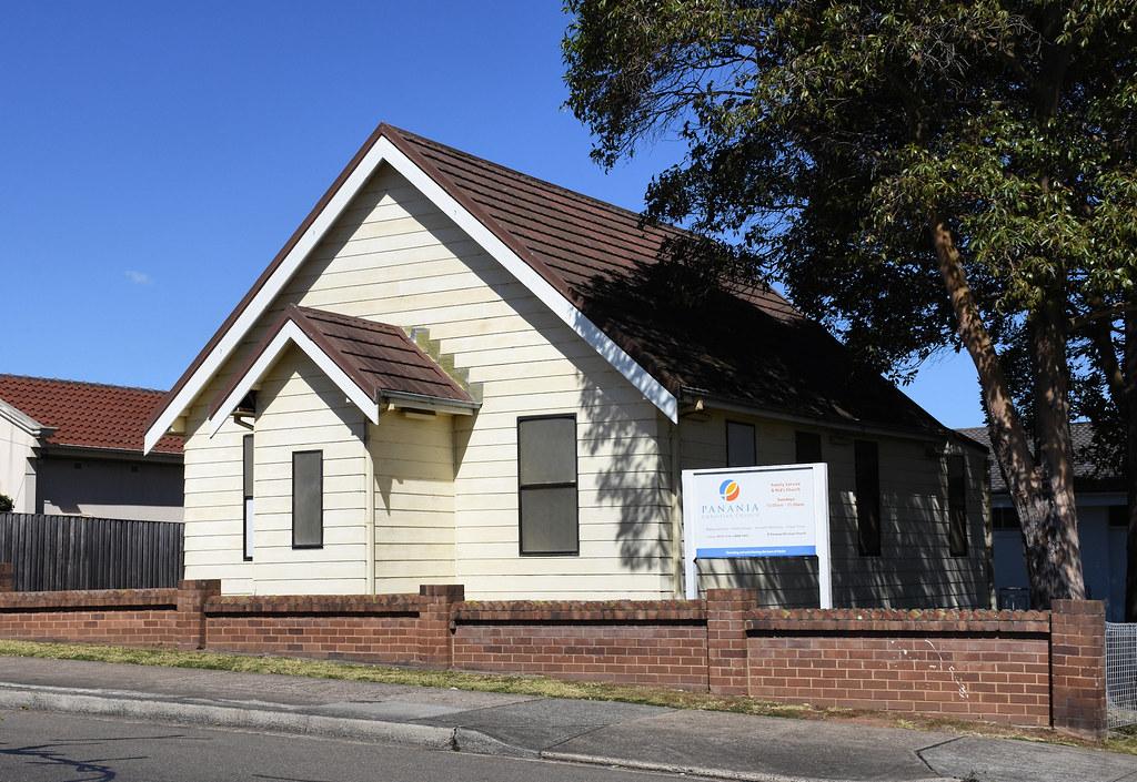 Christian Church, Panania, Sydney, NSW.