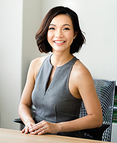 Dr Coni Liu, Consultant Dermatologist at DS Skin & Wellness Clinic.