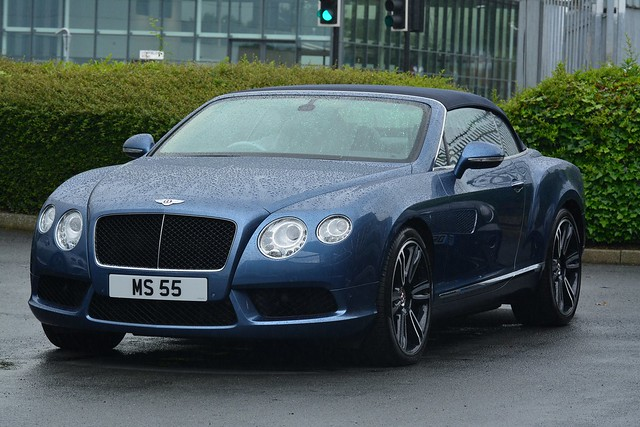 Bentley Continental GT 4.0 V8 Convertible