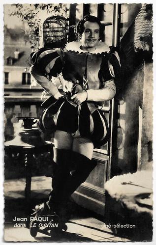 Jean Paqui in Le Capitan (1946)