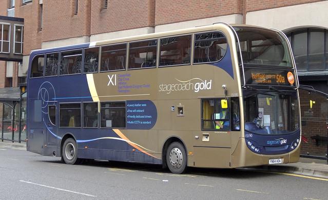 YN64AOA Stagecoach Chesterfield 15190