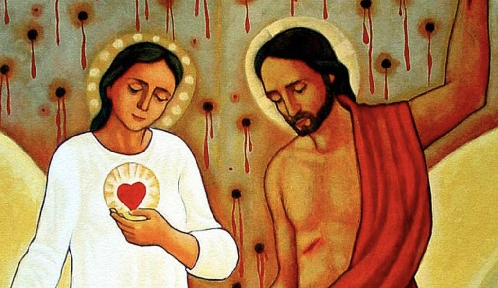 Triduo al Inmaculado Corazón de María – DIA 3