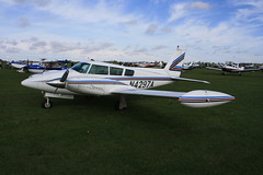 N4297A Piper PA-39-160 [39-114] Sywell 310819