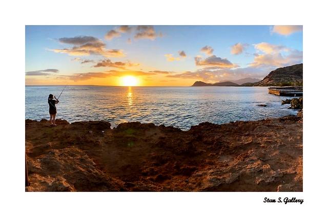 Sunset - Oahu, Hawaii