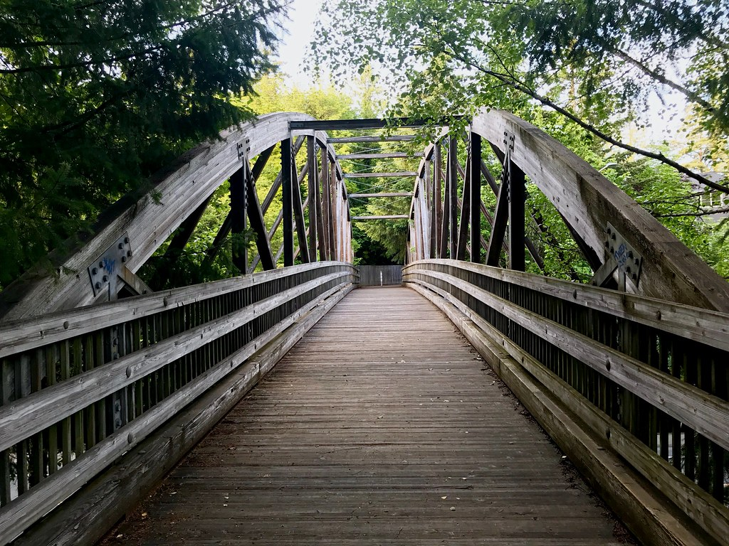 Cedar Hills Walk-bridge