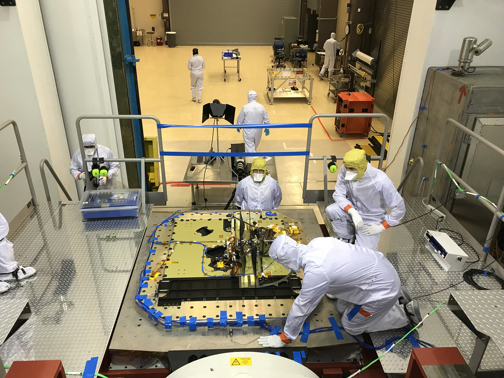 Mars 2020 MHDS Development and Testing