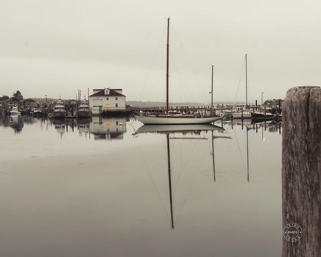 Boat at Menemsha