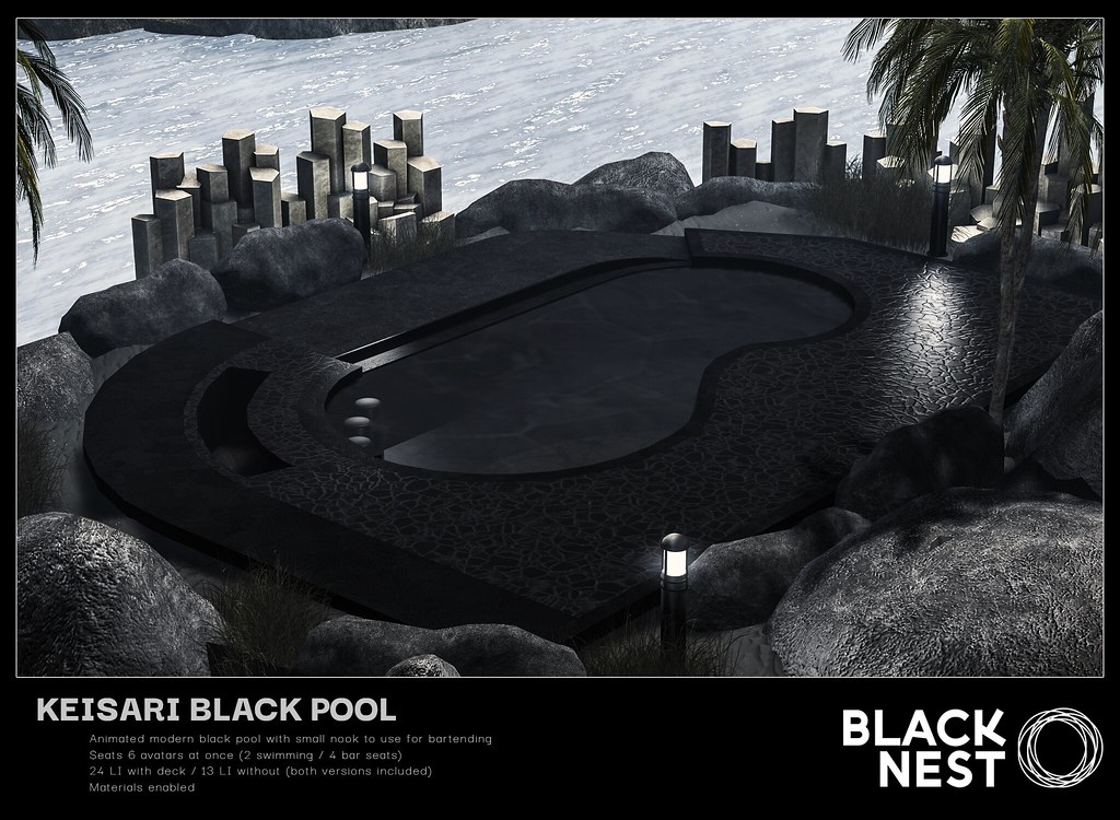 BLACK NEST / Keisari Black Pool / Summerfest '20