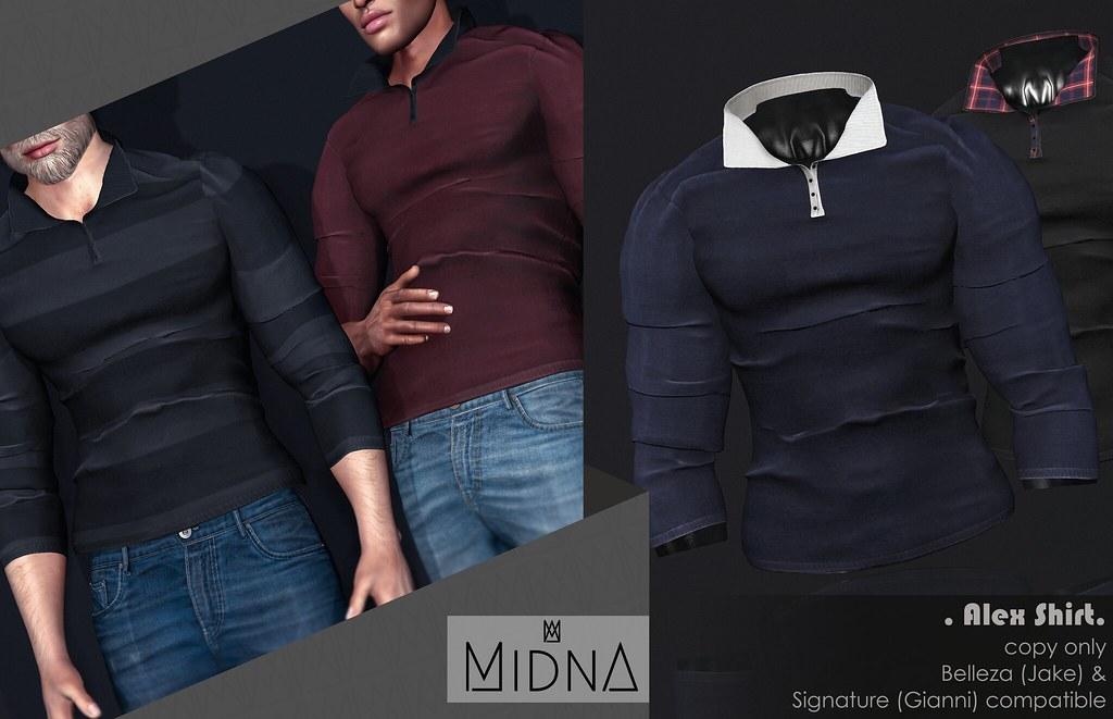 Midna – Alex Shirt