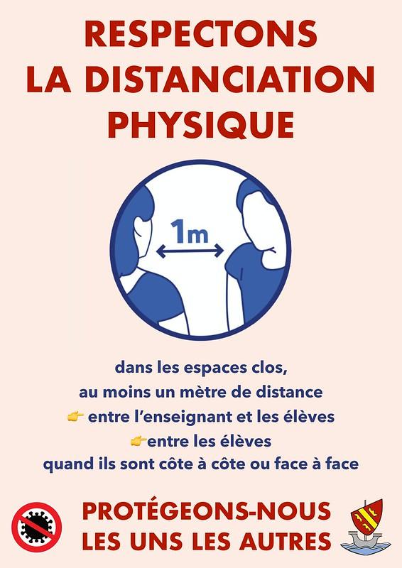 covid - distanciation