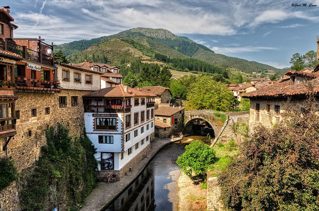 Estampas de Potes (Cantabria)