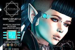 Astara - Temple Implant 1.0