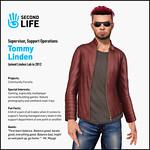 Tommy Linden