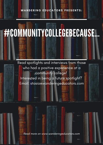 #CommunityCollegeBecause…