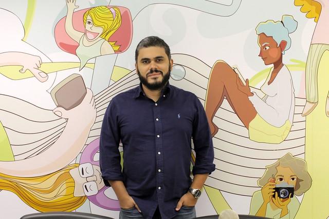 Felipe Ferraz - Ciência da Computação