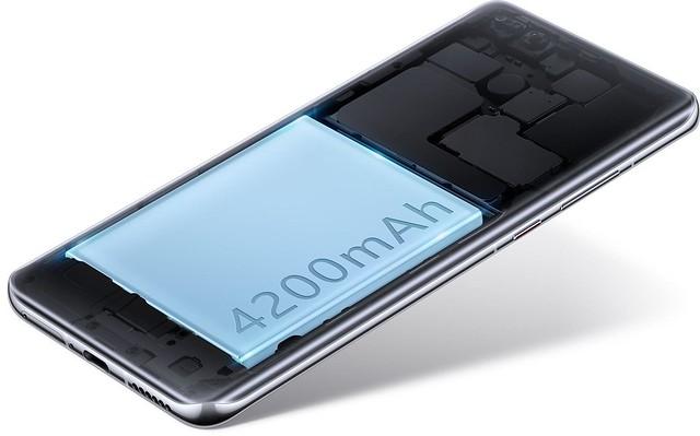 uawei incluyen baterías más grandes y cargas más rápidas