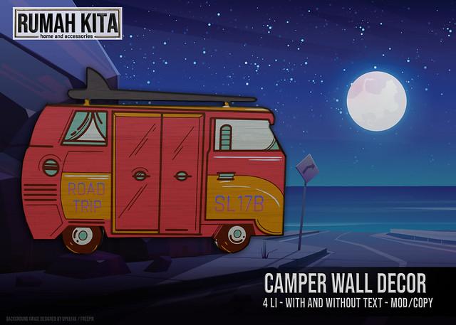 Rumah Kita - Camper SL17B