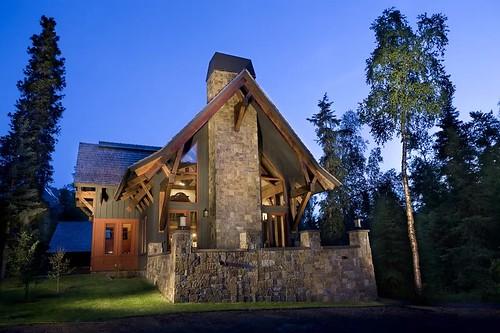 Moose House at Kenai Riverside Lodge
