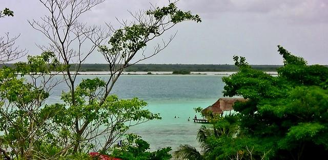 Mexico, Lagune von Bacalar , 19833/12776