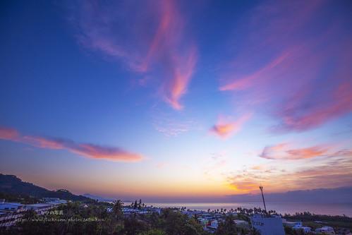 taiwan canon 5d3 summer sunrise