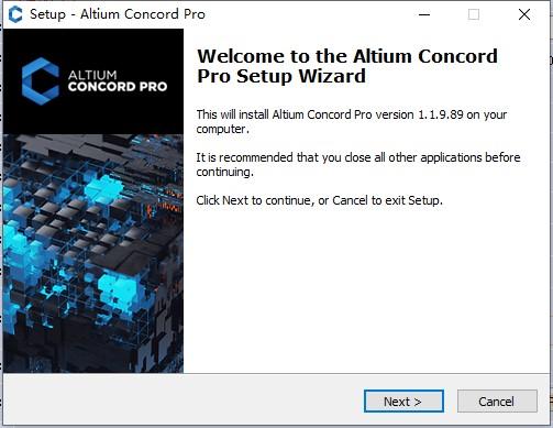 install Altium Concord Pro 2020 v1.1.9.89 full