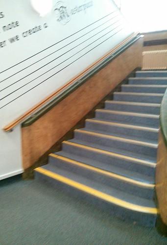 Stairway, Markinch Primary Schoo