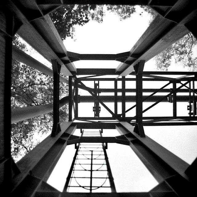 Rohr Brücke