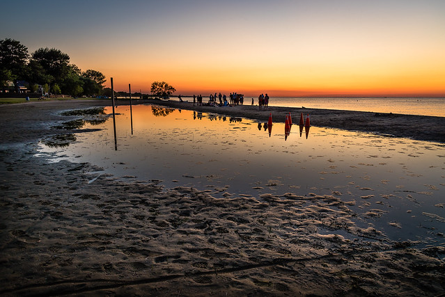Belle River Beach