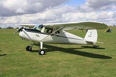 N2106V Cessna 120 [14627] Sywell 010919
