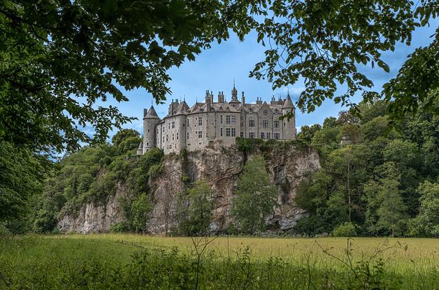 Magical 'Chateau de Walzin'...