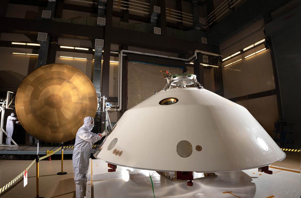 Mars 2020 Aeroshell