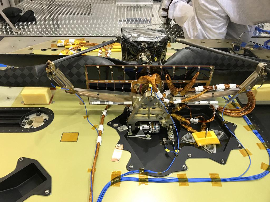 Mars 2020 MHDS Development and Testing