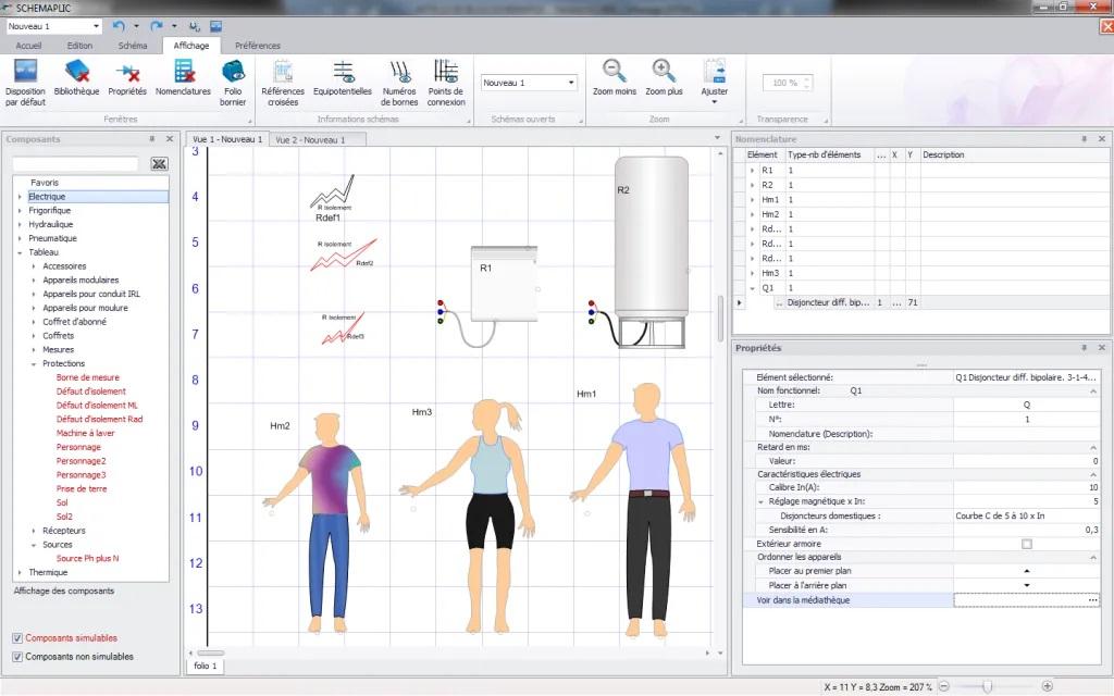 Working with Fitec Schemaplic 6.0.776 full license