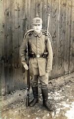 2. Rheinisches Pionier-Bataillon Nr. 27 - 1916