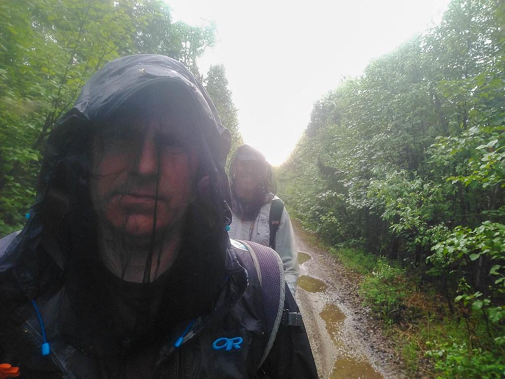 Alaska Cross, Lost Creek to Eureka 2020